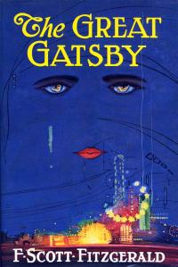 """The Great Gatsby"" by F. Scott Fitzgerald"