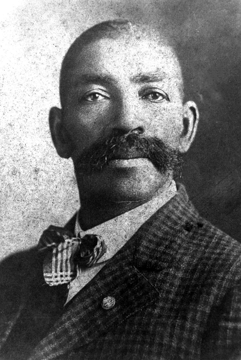 Bass Reeves was the first Black U.S. Marshal west of the Mississippi.